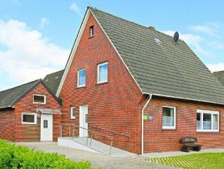 Holiday flats Seeschwalbe, Tossens  in Butjadingen - 4 persons, 2 bedrooms