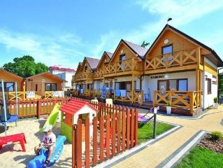 Holiday resort,  Mielno  in Ustronie Morskie bis Koslin - 4 persons, 1 bedroom