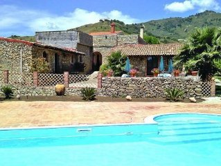 Holiday home, Calatabiano  in Küste um Taormina - 12 persons, 6 bedrooms