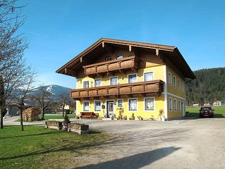 Apartment Haus Gruber  in Leogang, Pinzgau - 10 persons, 5 bedrooms