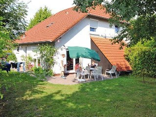 Vacation home Haus MEE(H)RZEIT  in Hooksiel, North Sea: Lower Saxony - 6 person