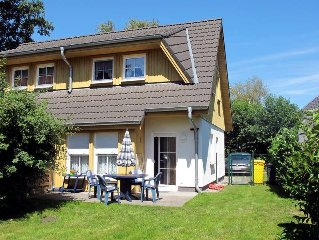 Vacation home in Zinnowitz, Usedom - 5 persons, 2 bedrooms