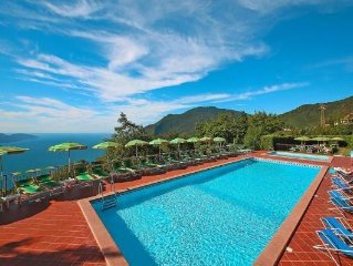 Residence Panorama La Forca, Tignale  in Westlicher Gardasee - 6 persons, 2 bed
