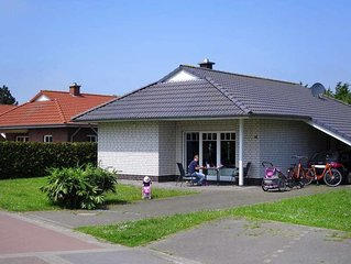 Vacation home Ferienpark Am Meer  in Burhave, North Sea: Lower Saxony - 6 perso