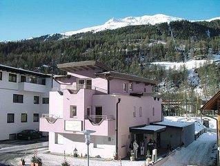 Apartment Alpenapart Saphir  in Solden, Oetz Valley / Otztal - 3 persons, 1 bed