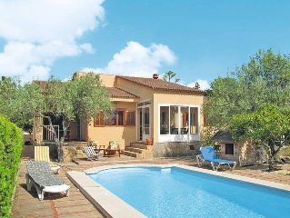 Ferienhaus in Cala Murada, Mallorca - 6 Personen, 3 Schlafzimmer