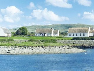 Cottages, Ballyvaughan  in Westkuste - 8 persons, 4 bedrooms