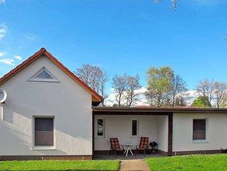 Vacation home Ferienhaus Ella  in Zinnowitz, Usedom - 4 persons, 2 bedrooms