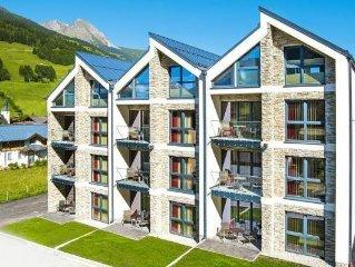 Appartements Bergparadies in Dorfgastein  in Pongau - 6 Personen, 2 Schlafzimmer