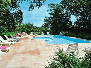 Apartment Residence Villa Marine  in Soulac - sur - Mer, Aquitaine - 2 persons