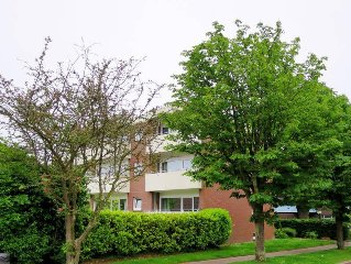 Apartment in Hooksiel, North Sea: Lower Saxony - 4 persons, 2 bedrooms