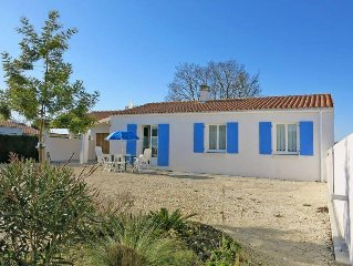 Vacation home in Dolus d'Oléron, Charente - Maritime - 5 persons, 3 bedrooms