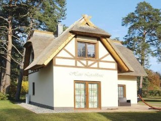 Holiday home Lotosblume, Zirchow  in Usedom - 6 persons, 2 bedrooms