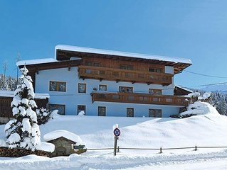 Apartment Haus Jenewein  in Wildschönau, Kitzbühel Alps - 6 persons, 2 bedrooms