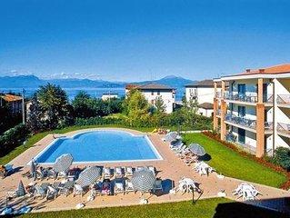 Residence Nettuno, Peschiera  in Südlicher Gardasee - 4 persons, 1 bedroom