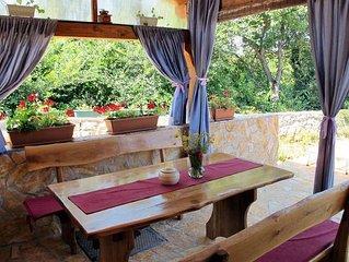 Apartment Haus Raj Muraj  in Kornic, Isle of Krk - 8 persons, 2 bedrooms
