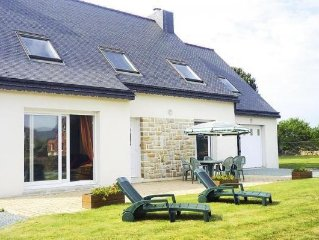 Holiday home, Port Blanc/Penvenan  in Cotes d'Armor - 6 persons, 3 bedrooms