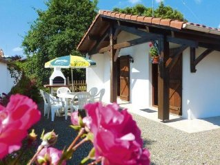 Holiday home, Soustons  in Landes - 5 persons, 1 bedroom