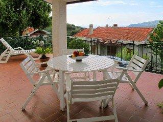 Vacation home Casa Paolo  in Diano San Pietro, Liguria: Riviera Ponente - 4 per