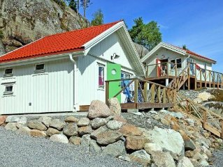 Holiday resort Lagunen, Stromstad  in Bohuslan - 5 persons, 2 bedrooms