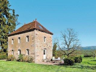 Vacation home in La Grande - Verrière, Burgundy - 6 persons, 3 bedrooms