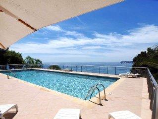 Apartment Residence Parc Massolin  in Roquebrune - Cap - Martin, Cote d'Azur -