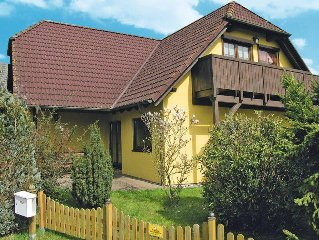 Vacation home Haus Gala  in Zinnowitz, Usedom - 10 persons, 5 bedrooms