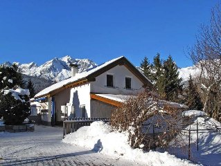 Apartment Haus Helga  in Tobadill, Arlberg - 5 persons, 1 bedroom