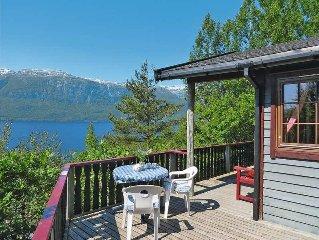 Vacation home in Utne, Western Norway - 5 persons, 2 bedrooms
