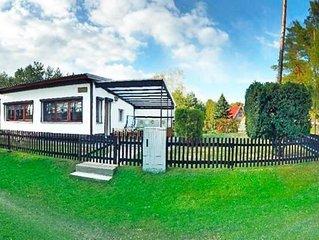 Holiday home Seeblick, Schönberg  in Rheinsberger bis Ruppiner Seen - 4 persons