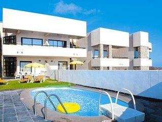 Villas Mirador del Mar, Puerto Rico / Mogan  in Süd - 6 persons, 3 bedrooms