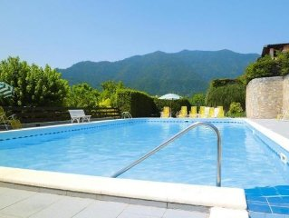 Residence Altogarda in Pregasio di Tremosine  in Westlicher Gardasee - 4 Persone
