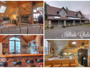 Hillside Chalet - Step Into Everything Ellicottville has to Offer