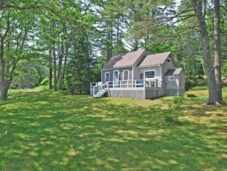 Cottage Overlooking Penobscot Bay