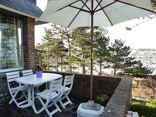 Holiday flat, Fécamp  in Seine - Maritime - 4 persons, 1 bedroom