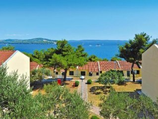 Apartments Belvedere, Seget Vranjica  in Trogir - 4 persons, 1 bedroom