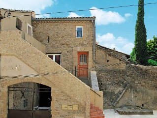 Vacation home La Forge  in Laudun, Nimes and surroundings - 5 persons, 3 bedroo