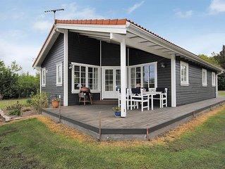 3 Zimmer Unterkunft in Spøttrup