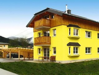 Villa Constanze, Altenmarkt  in Pongau - 8 persons, 4 bedrooms
