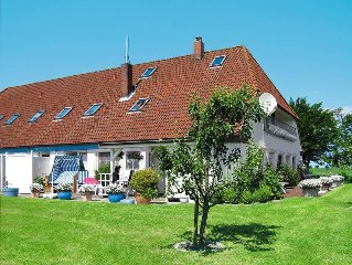 Apartment Peerhuus  in Friedrichskoog, North Sea: Schleswig - H. - 6 persons, 2