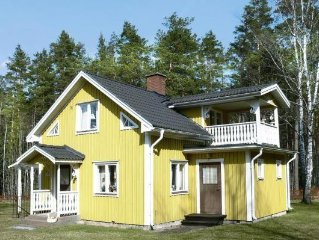 Holiday home, Mariannelund  in Småland - Nordost - 5 persons, 3 bedrooms