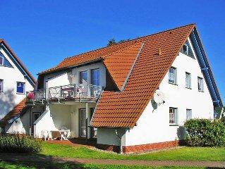 Apartment Fewo Gartenstrasse  in Karlshagen, Usedom - 6 persons, 2 bedrooms