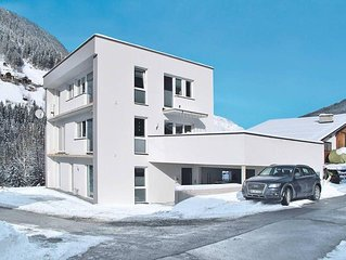 Apartment Haus Tschiderer  in See, Paznaun Valley - 4 persons, 2 bedrooms