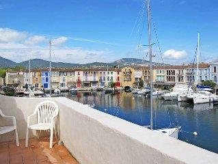 Vacation home Maison Pecheur  in Port Grimaud, Cote d'Azur - 6 persons, 3 bedro