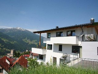 Apartment Gruber  in Fließ, Tyrol west - 4 persons, 2 bedrooms