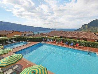 Apartment Residence Primera  in Tignale (BS), Lake Garda/ Lago di Garda - 6 per