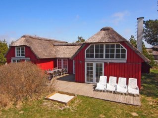 5 bedroom accommodation in Blåvand