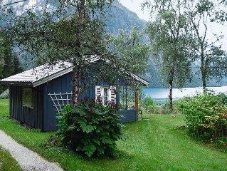 Ferienhaus in Lodalen, Fjordnorwegen - 5 Personen, 2 Schlafzimmer