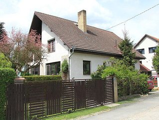 Apartment Hlasna Treban  in Karlstejn, Central Bohemia - 7 persons, 2 bedrooms
