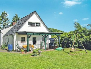 Vacation home Haus Kiebitzmoor  in Wingst, North Sea: Lower Saxony - 4 persons,